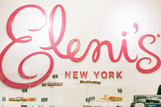 New York City Travel Guide: Eleni's New York in Chelsea Market - Best hand-iced cookies in NYC! - www.thinkelysian.com