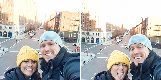 Walk the High Line in NYC - Life + Style + Travel blog - www.thinkelysian.com