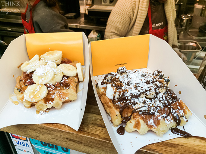 New York City Travel Guide: Wafels & Dinges // www.thinkelysian.com