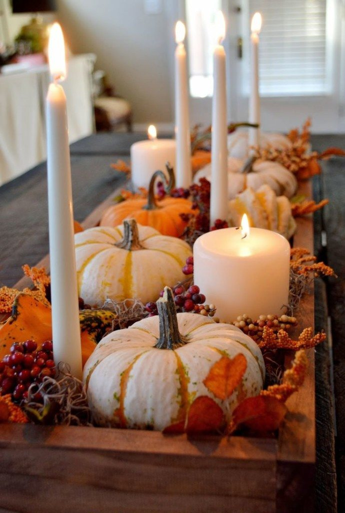 5 Tips to make your home feel more fall // www.thinkelysian.com